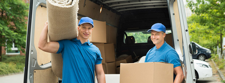 Blog - How to choose professional man and van company?