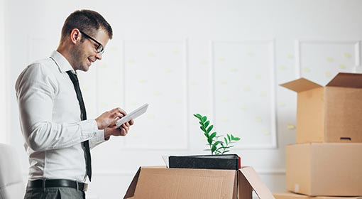 Who to notify when you move checklist - Man Van Biz