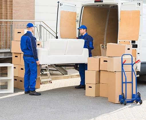 Nationwide Removals from and to London